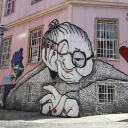 street art Ella & Pitr