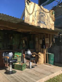 Garorock stand barbershop