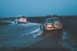 jeeps islande
