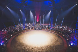 Paris cirque Gruss que le spectacle commence