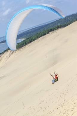 Séminaire team building dune du Pilat Instant Gravé
