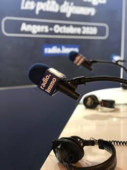 Angers plateau radio éphémère