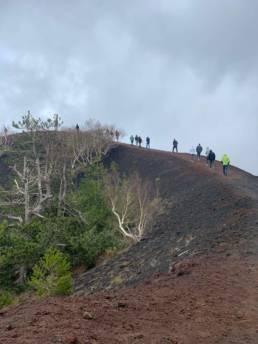 Incentive ascension au sommet de l'Etna