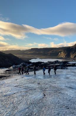 Islande convention randonnée
