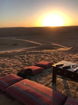 Oman incentive dans le désert