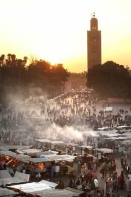 Séminaire Marrakech koutoubia