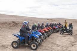 Quad dans le desert marrakech séminaire