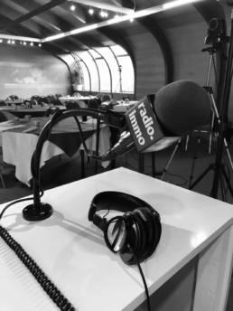 Strasbourg roadshow enregistrement avec radio.immo