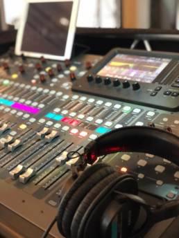 Strasbourg tournage radio
